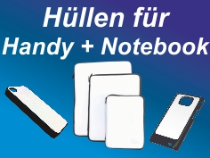 Handy + Notebook