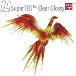 CAD-COLOR® SuperTEK™ Clear Glossy für Solventdrucker
